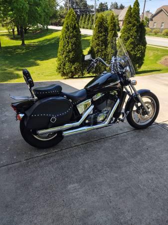 Photo 2007 Honda Shadow 1100 - $3,800 (NW Greensboro)