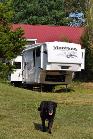 Photo 2008 Montana 5th Wheel Cer - $18,500 (Bedford)