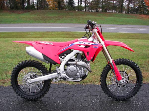 Photo 2021 Honda CRF 450R - $9,599 (Honda of Shelby)