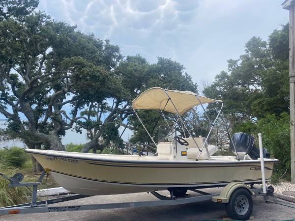 Photo Boat for sale - 2014 May Craft Center Console - $14,000 (GreensboroBrowns Summit)