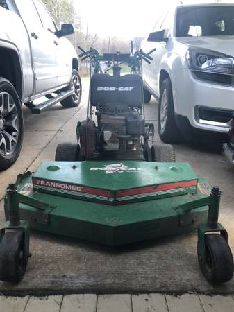 Photo Bobcat Commercial Walk Behind Mower 48 inch - $850