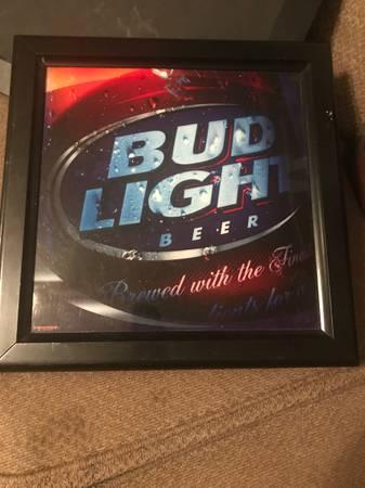 Photo Bud Light picture - $30 (Lexington, Trinity, High Point, Greensboro, Thomasville)