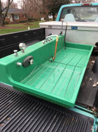 Photo Darkroom sink - $100 (Burlington)