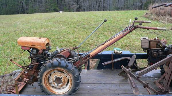 Photo David Bradley, Simplicity, Wards 2 Wheel Garden tractors - $12345 (Stuart VA)