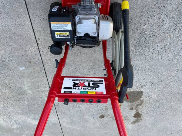 Photo Gas Power Washer - $300 (Asheboro)