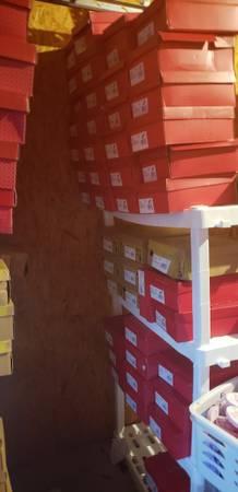 Photo Invent. NEW Reebok, Nike, Puma, Justfab, Shoe Dazzle Kids Cloth, Funko - $5,500 (Mebane)
