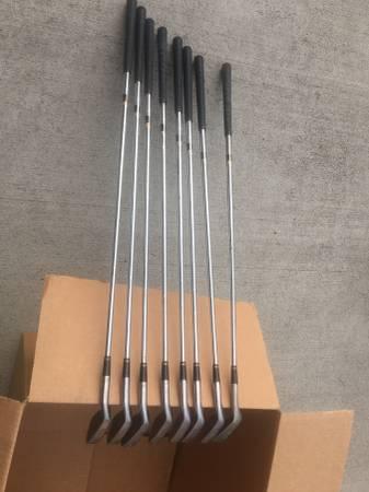 Photo King Cobra Golf Iron Set - $100 (Oak Ridge)