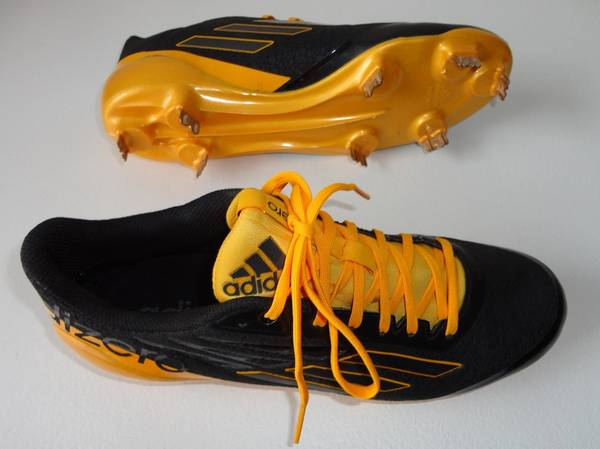Photo NEW Mens Size 7.5 ADIDAS Adizero Afterburner Baseball Cleats - $35 (NE Greensboro  Summerfield)