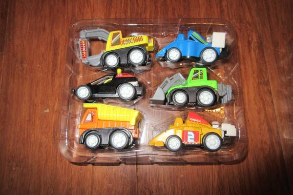 Photo NEW - 12 Pack Pull Back Cars - $5 (High Point)
