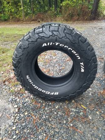 New 31x10.50 R15 - $100 (Asheboro)
