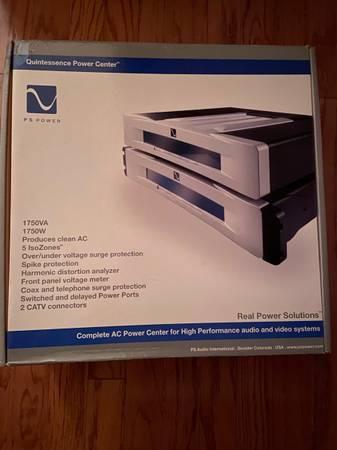 Photo PS Audio Quintessence Power Center - $500 (Greensboro)
