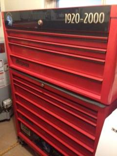 Photo Price REDUCED Snap-On Tool Box - $1850 (Archdale, NC)
