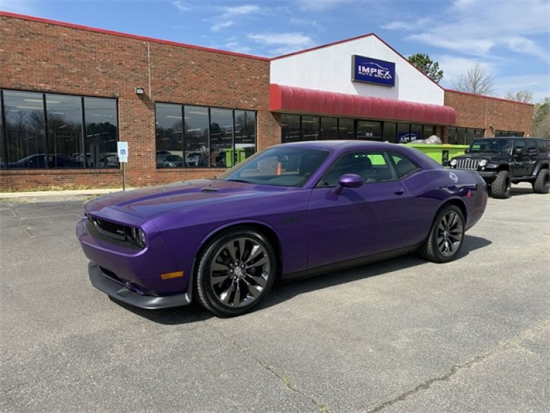 Photo Used 2014 Dodge Challenger SRT8 Core for sale