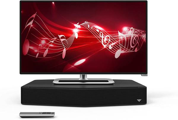 Photo VIZIO S2121W-D0 2.1 Channel Sound Stand Bar with Integrated Subwoofer - $100 (GREENSBORO)