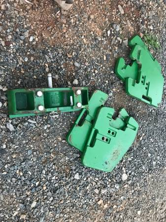 Photo Weights for john deere tractor - $400 (brown summit)