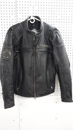 Photo Willie G Harley-Davidson Leather Jacket - $525 (Denton)
