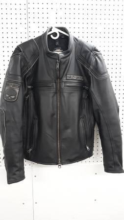 Photo Willie G Harley-Davidson Leather Jacket - $475 (Denton)