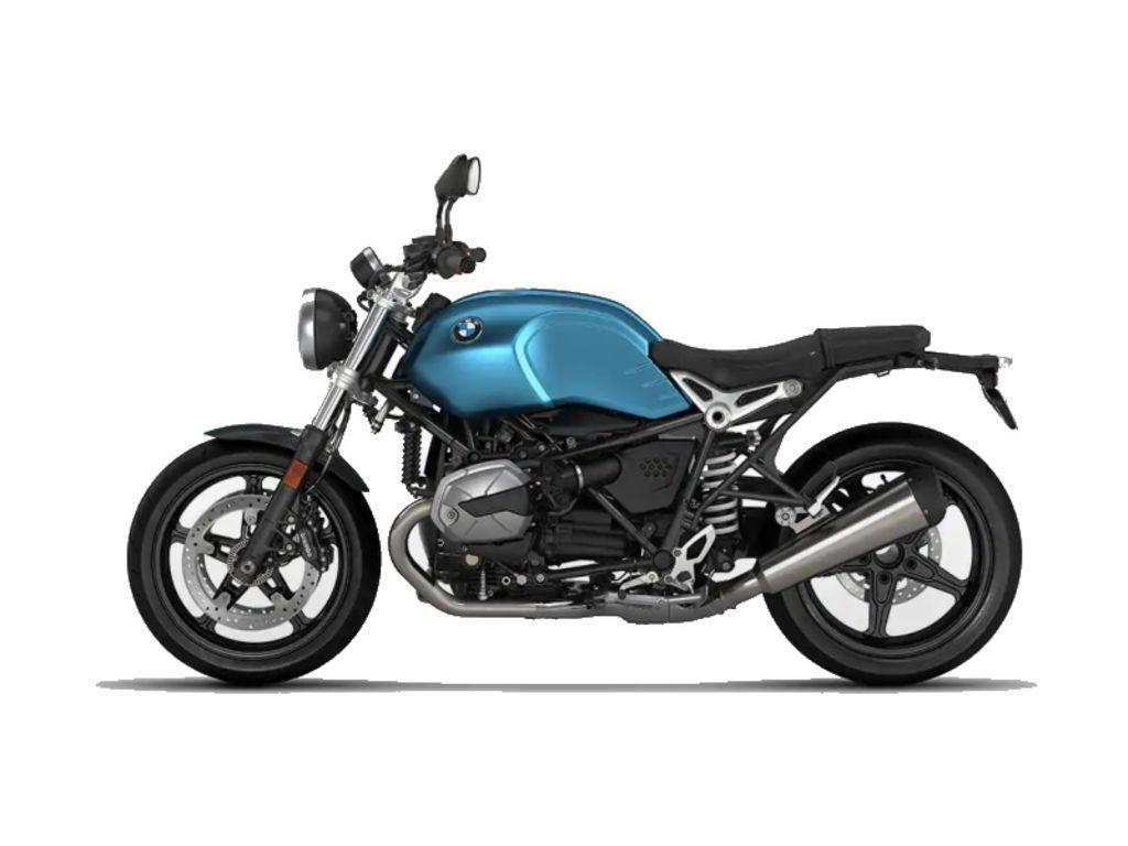 Photo 2021 BMW R nineT Pure Teal Blue Metallic Matte $13215