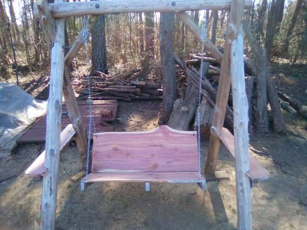 Photo rustic furniture - $300 (salisbury)