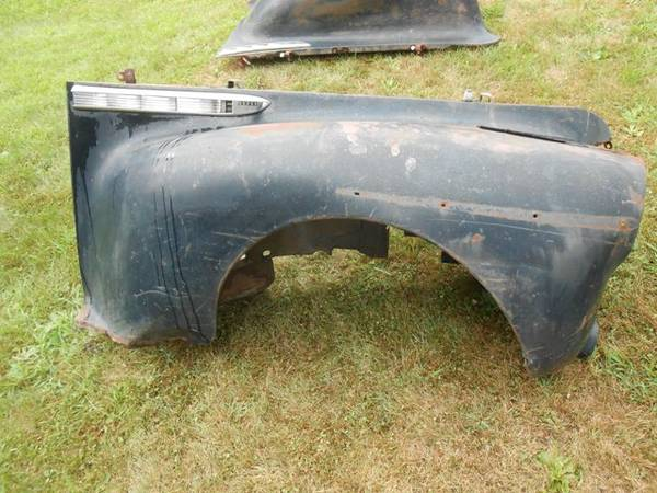 Photo 1941 Buick Super Fenders (Pair) - $1,000 (Peterson)