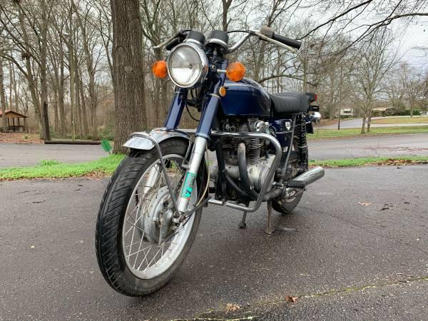 Photo 1970 Honda CB350 - $2300 (Pendleton)