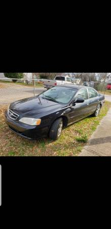 Photo 2000 ACURA WITH NEW TIRES - $2500 (Greenville.sc)