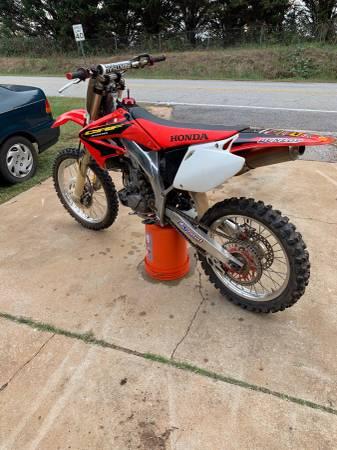Photo 2003 Honda CRF450R - $3,000