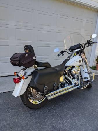 Photo 2004 Harley-Davidson Fat Boy - $8,000 (Pauline)