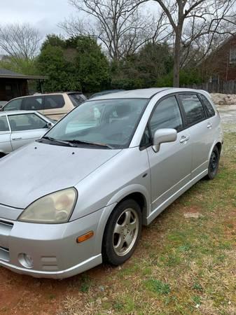 Photo 2004 Suzuki Aerio SX - $1,800 (Easley, S.C.)