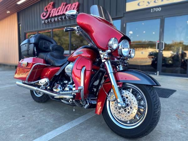Photo 2007 Harley-Davidson CVO Screamin39 Eagle Ultra Classic Electra Glide - $9,495 (SC, NC, GA, TN)