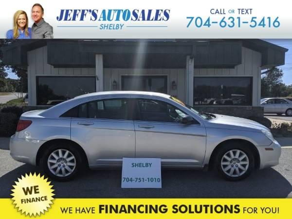 Photo 2008 Chrysler Sebring Sedan LX - Down Payments As Low As $250