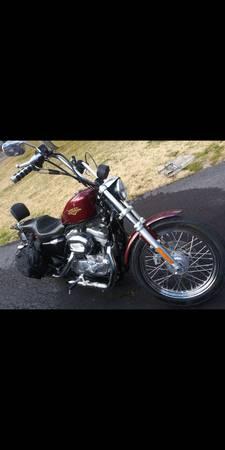 Photo 2008 Harley Davidson Sportster 883Low - $5,500 (Brevard, N.C.)