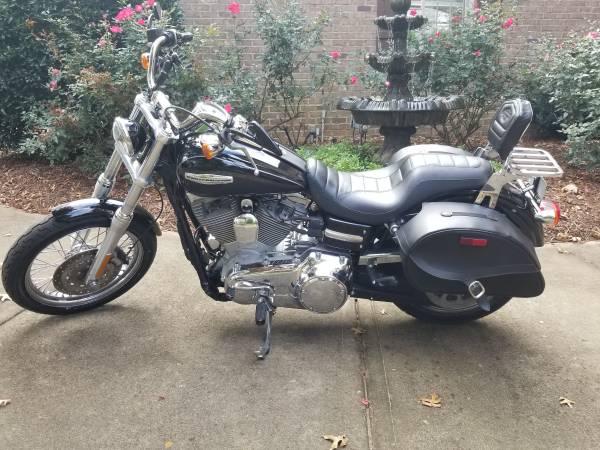 Photo 2009 Harley-Davidson Super Glide - $8,500 (Simpsonville)