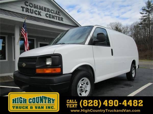 Photo 2013 Chevrolet Express Cargo Van EXPRESS G2500 CARGO VAN - $16995 (_Chevrolet_ _Express Cargo Van_ _Van_)