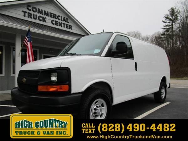Photo 2015 Chevrolet Express Cargo Van EXPRESS G2500 CARGO VAN - $17995 (_Chevrolet_ _Express Cargo Van_ _Van_)