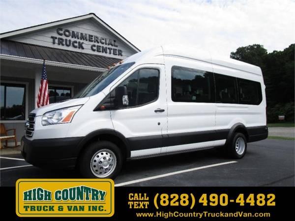 Photo 2019 Ford Transit Passenger Wagon TRANSIT T-350 HIGH EXT PASSEN - $38,995 (_Ford_ _Transit Passenger Wagon_ _Van_)