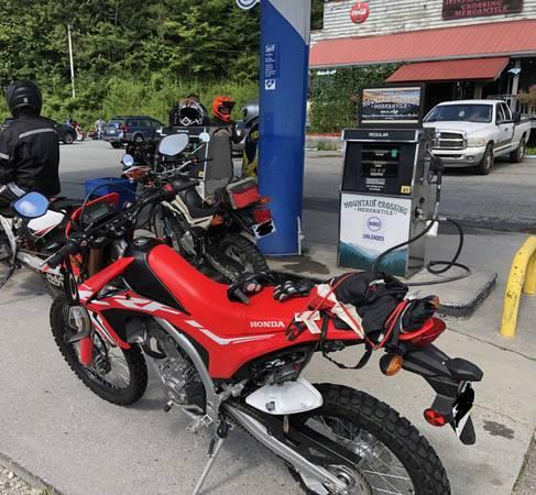 Photo 2019 Honda CRF 250L - $4,300 (Easley)