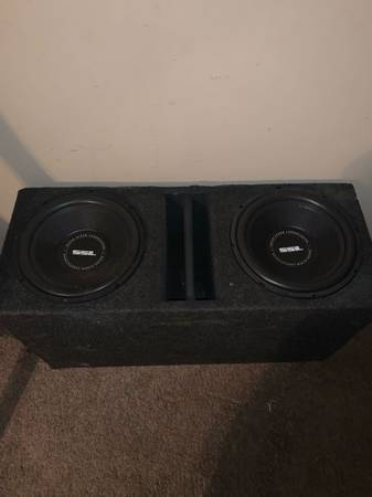 Photo 2 12 Subs in box - $75 (Greenville)