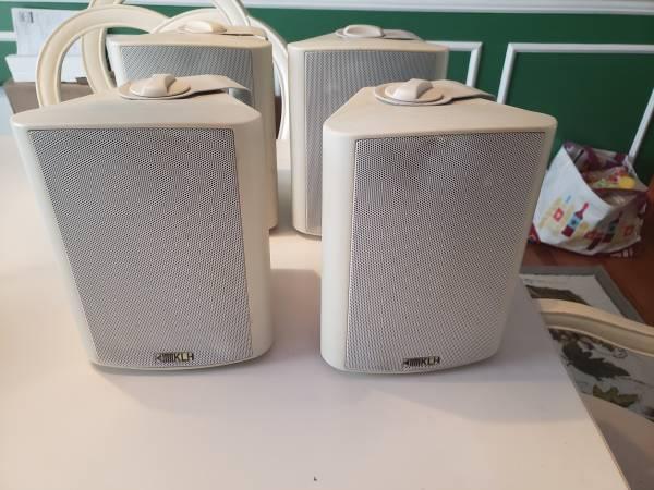 Photo 4-KLH Audio System OutdoorIndoor - $550 (Five ForksSimpsonville)