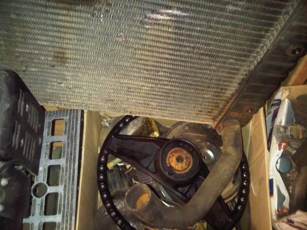 Photo Chevy Parts Off 1970 Nova - $500 (Greenville)