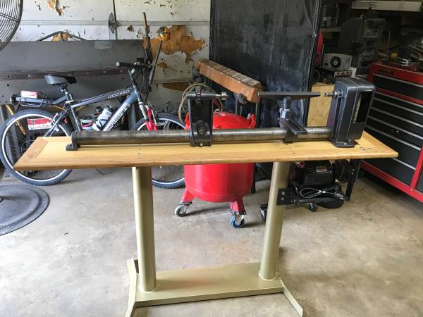 Photo Craftsman wood lathe - $225 (Anderson, SC)