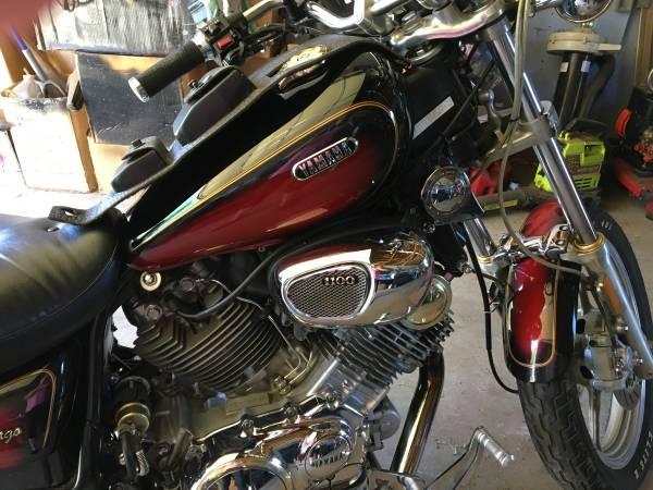 Photo Custom Yahama Virago Motorcycle for sale - $4,000 (Spartanburg SC)