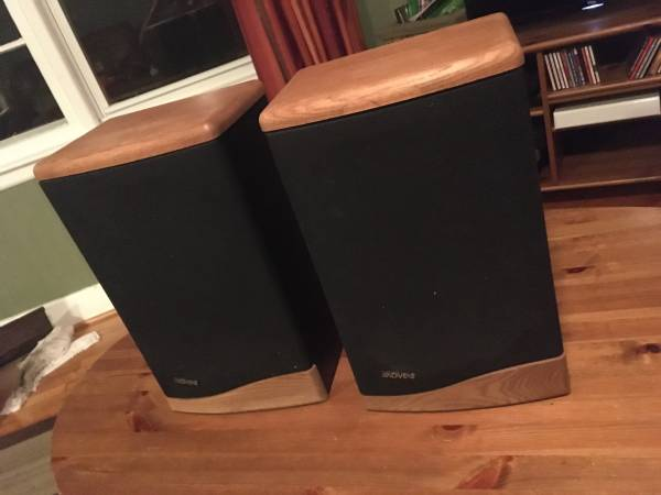 Photo Excellent Vintage Audiophile Bookshelf Speakers Advent Baby Advent III - $25 (Clemson, SC)
