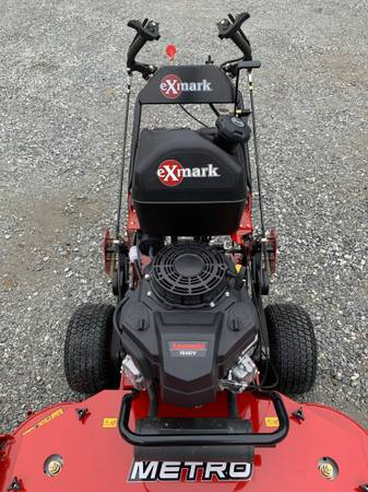 Photo Exmark Metro 48 Commercial Walk Behind Mower Brand new condition - $3,695