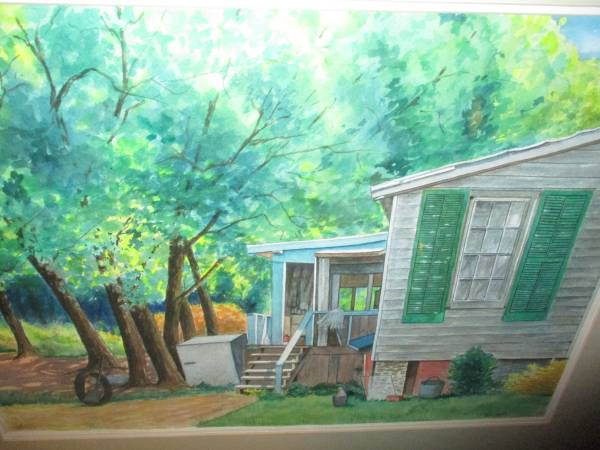Photo Heres a Beautiful Jack Yellis Original Water Color Framed . He lived i - $125 (Pickens SC)