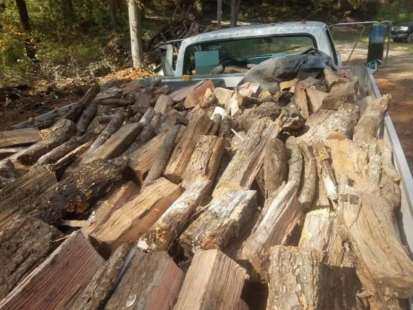 Photo Hickory  Oak Pecan firewood - $100 (Marietta)