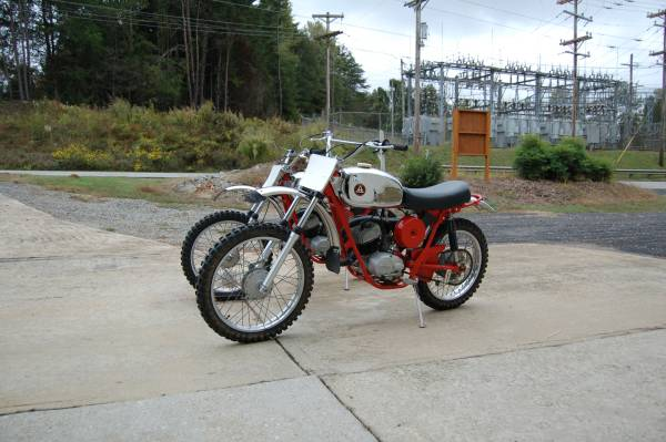 Photo Hodaka dirt squirts 100 cc - $5,000 (Easley)