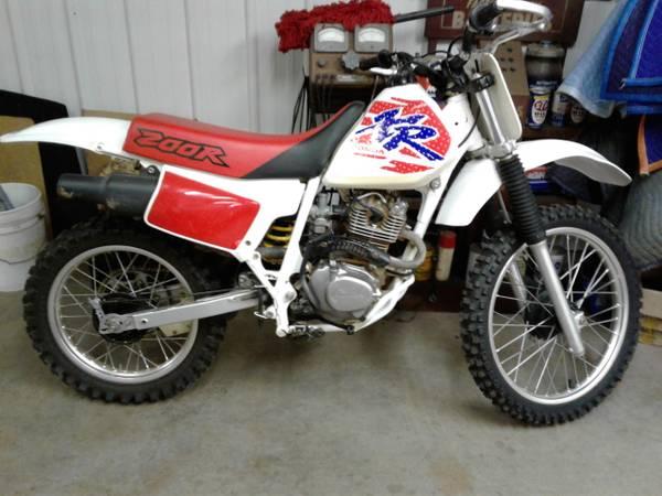 Photo Honda Dirt Bike STOLEN-REWARD - $1 (Highway 81  Interstate 85 area)
