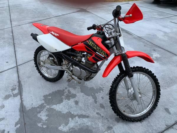 Photo Honda XR 100 - $1050 (Westminster)