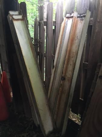 Photo I beams, 6 foot long - $60 (Greenville)